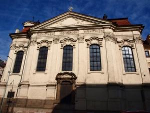 Praha, sv. Cyril a Metoděj